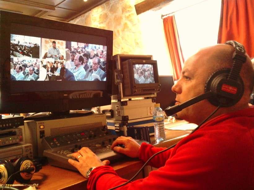 Realizador Audiovisual Experiencia Broadcast mirameaudiovisual@gmail.com                                                                                                                           +034 667 922 671  14
