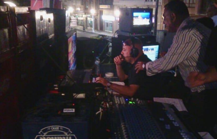 Realizador Audiovisual Experiencia Broadcast mirameaudiovisual@gmail.com                                                                                                                           +034 667 922 671  20
