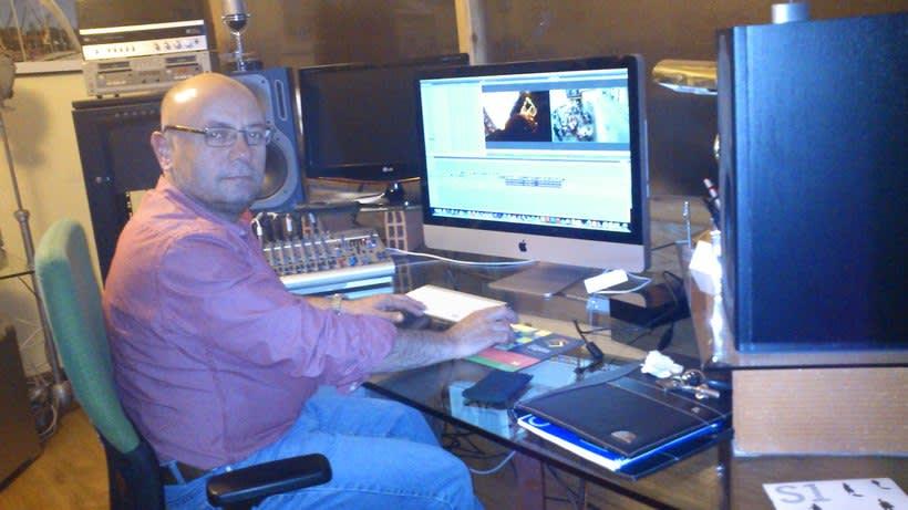 Realizador Audiovisual Experiencia Broadcast mirameaudiovisual@gmail.com                                                                                                                           +034 667 922 671  29