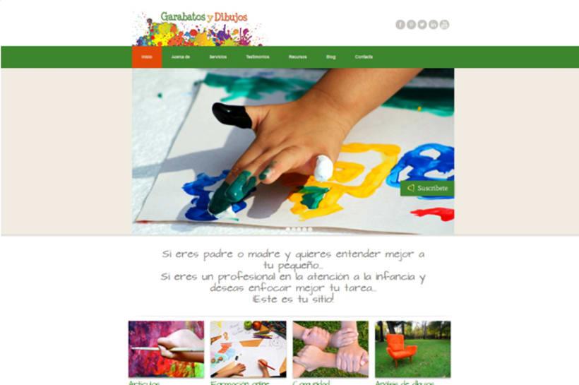 Diseño y desarrollo Web 3