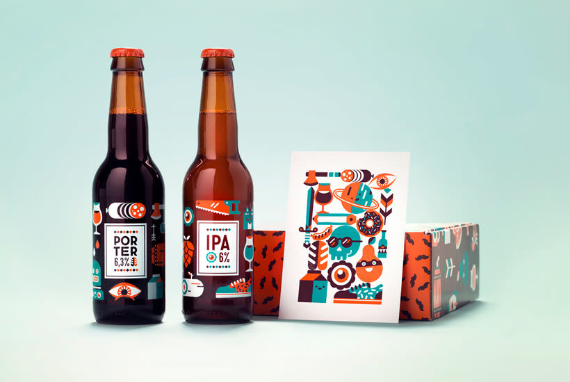 Los 100 mejores diseños de cerveza del mundo 142