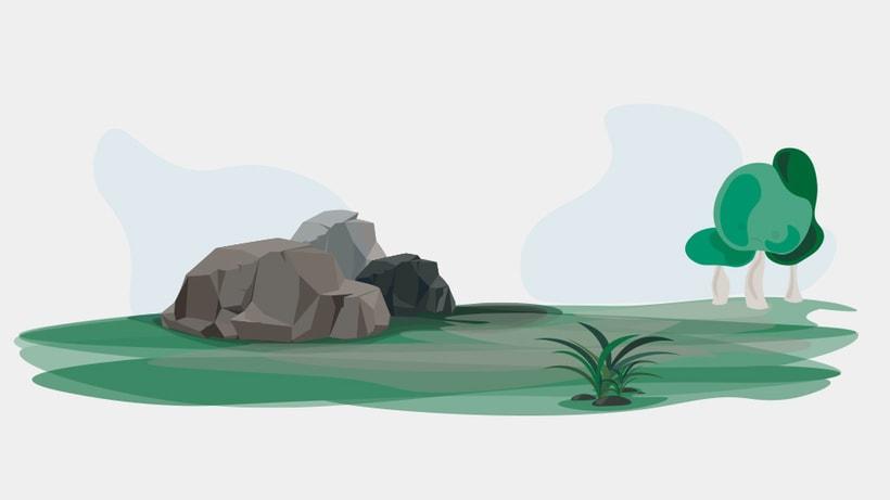 Ilustraciones para Águila Roja 6