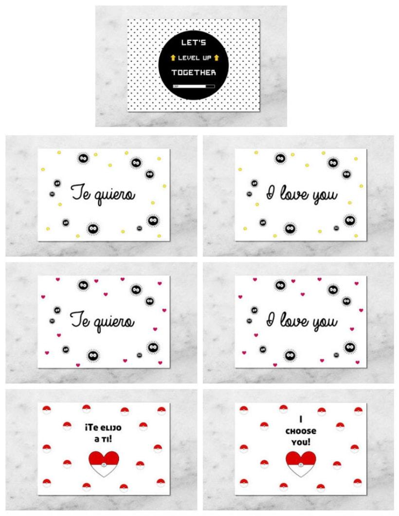 Postales San Valentín 0