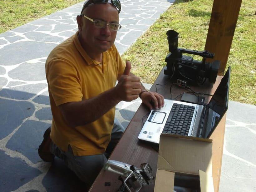 Realizador Audiovisual Experiencia Broadcast mirameaudiovisual@gmail.com                                                                                                                           +034 667 922 671  41