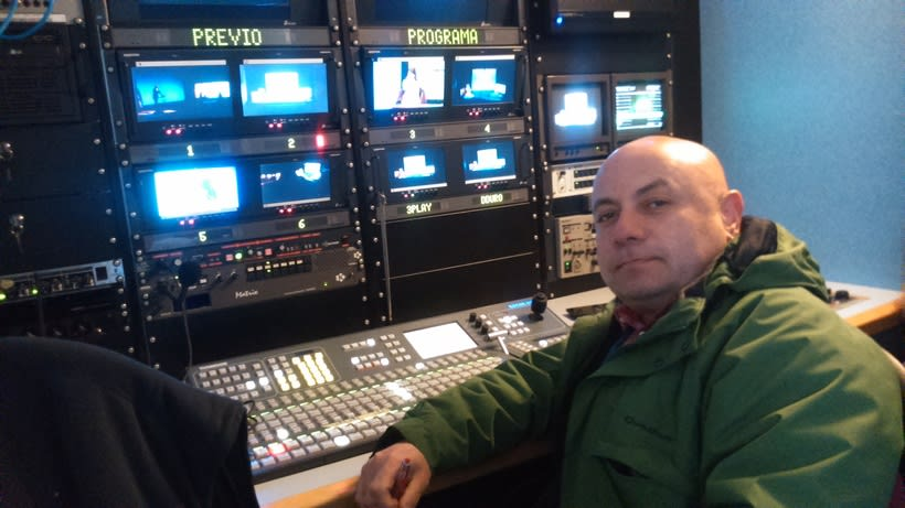 Realizador Audiovisual Experiencia Broadcast mirameaudiovisual@gmail.com                                                                                                                           +034 667 922 671  54