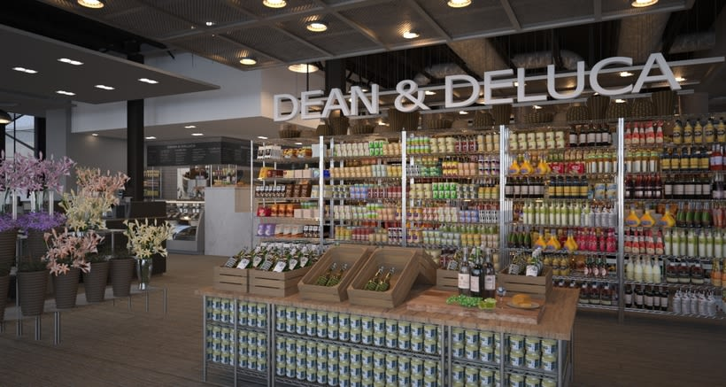 Dean and Deluca 5