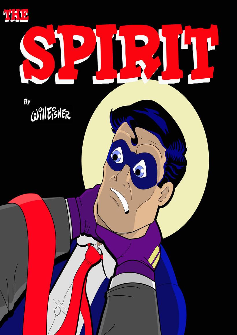 The Spirit  -1