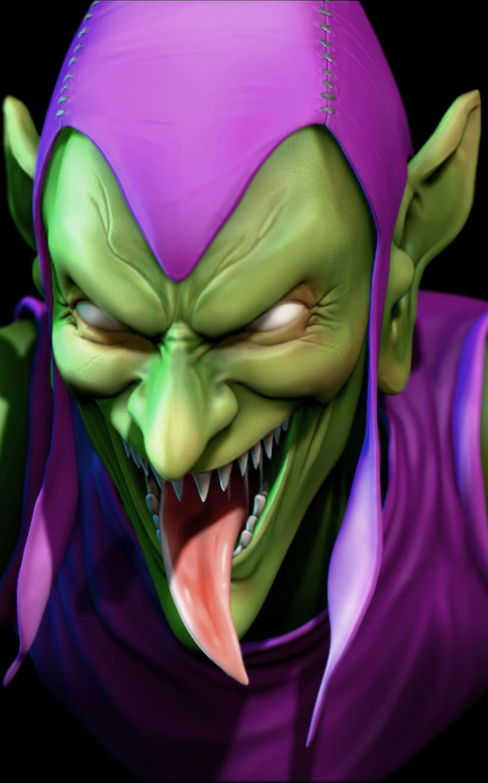 Green Goblin 0