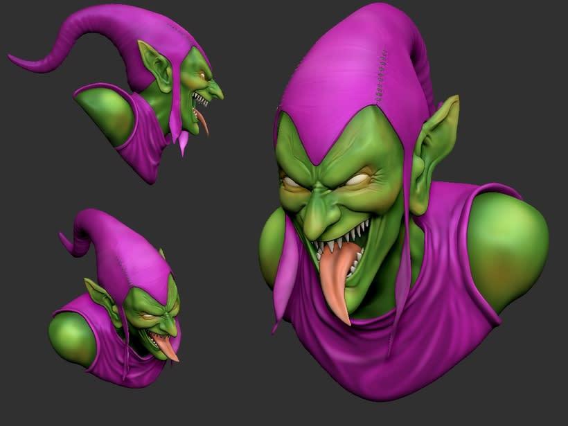Green Goblin 1