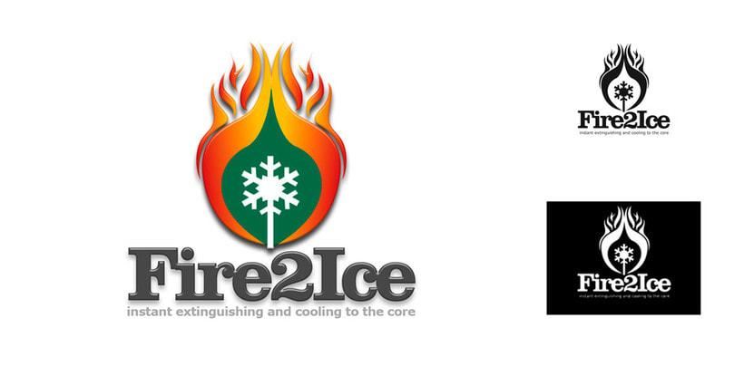 Creación de logotipo para empresa de climatización   -1