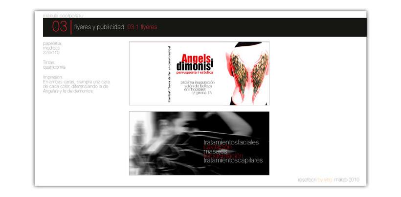 Creación de manual corporativo para centro de estetica 4