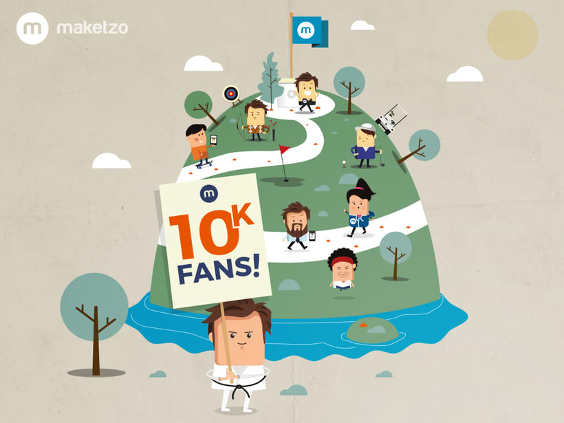 Maketzo - Ilustraciones Social Media -1