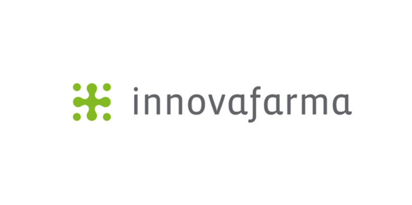 Innovafarma. Identidad visual corporativa. 2