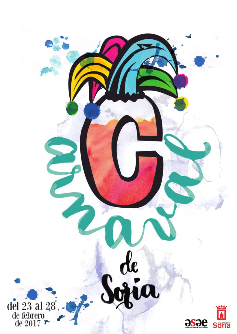 Cartel carnaval 0