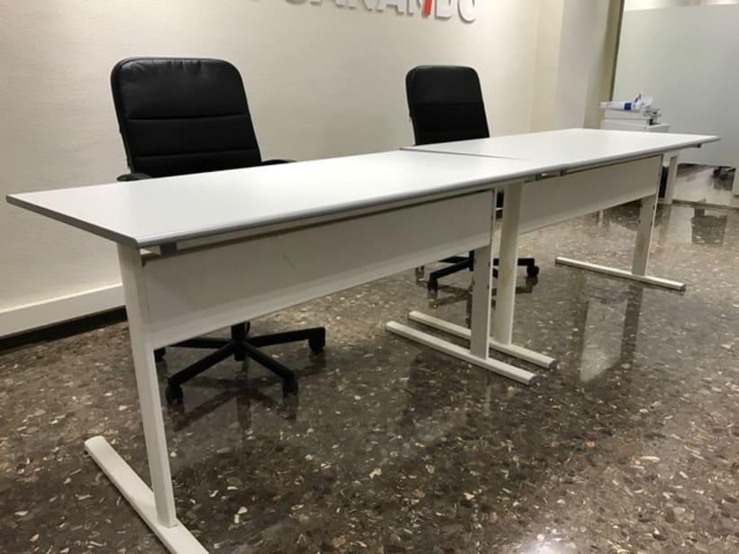 Compartimos espacios de trabajo en Barcelona 3