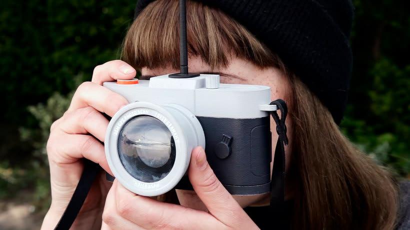 Una cámara de fotos que te obliga a ser creativo 1