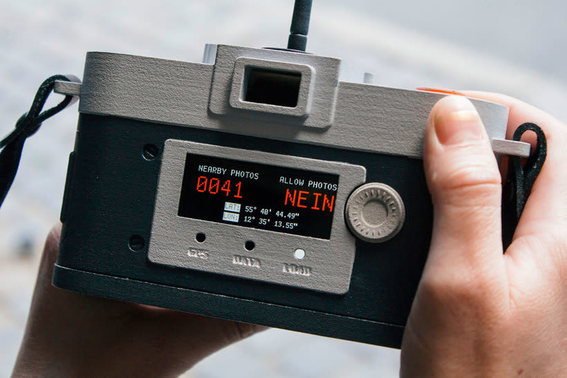 Una cámara de fotos que te obliga a ser creativo 4