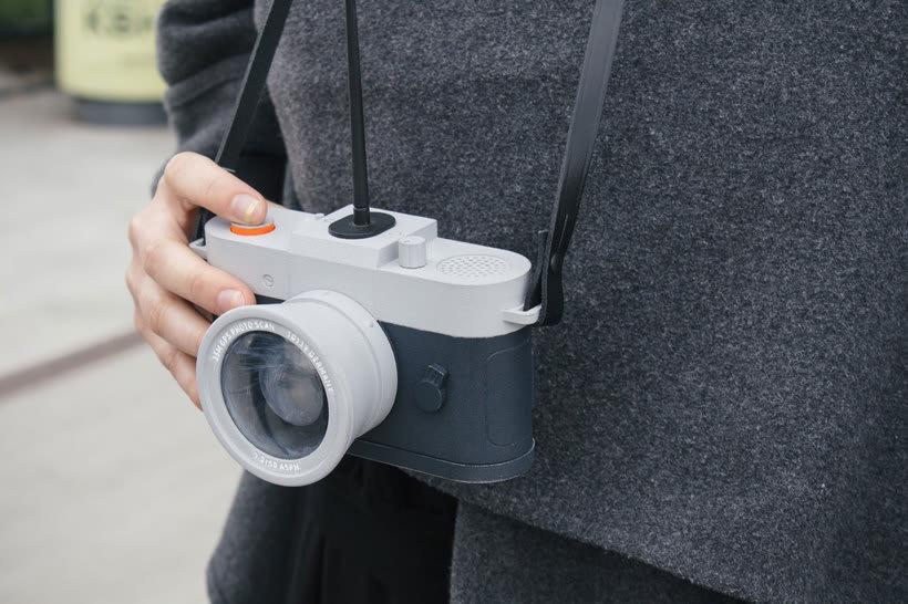 Una cámara de fotos que te obliga a ser creativo 6