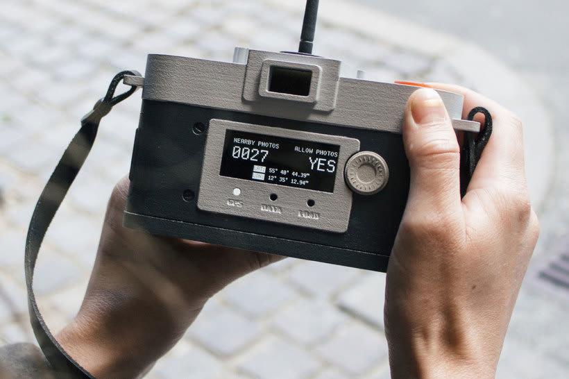 Una cámara de fotos que te obliga a ser creativo 7