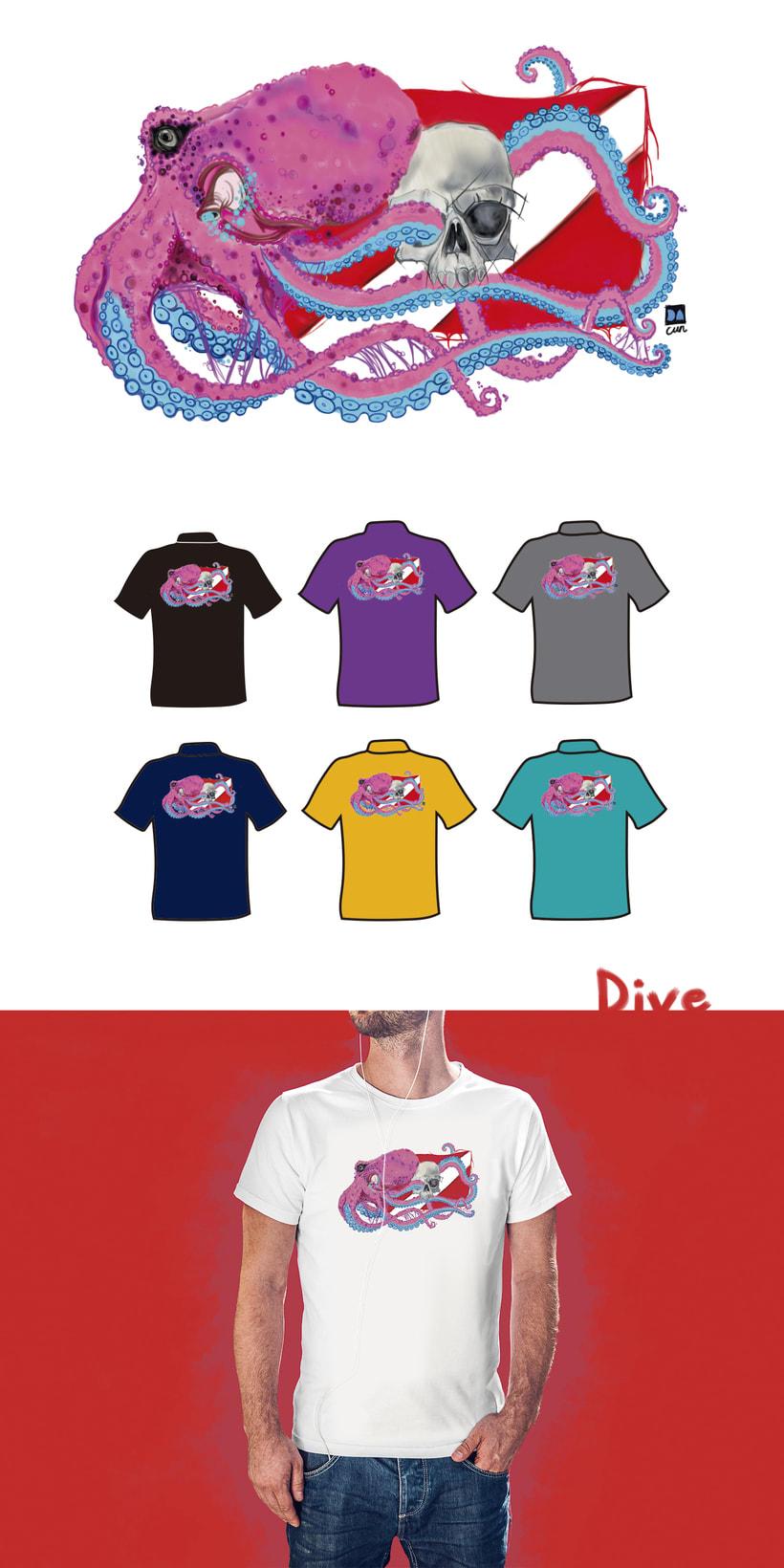 Diving clothes 0