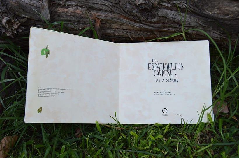 El Espatimeltus caprese y las 7 señales 9