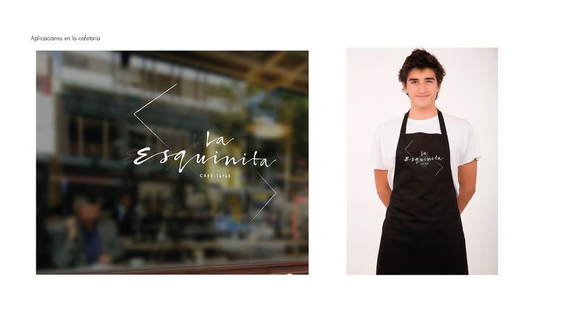 Mi Proyecto del curso: Tipografía y Branding: Diseño de un logotipo icónico 4