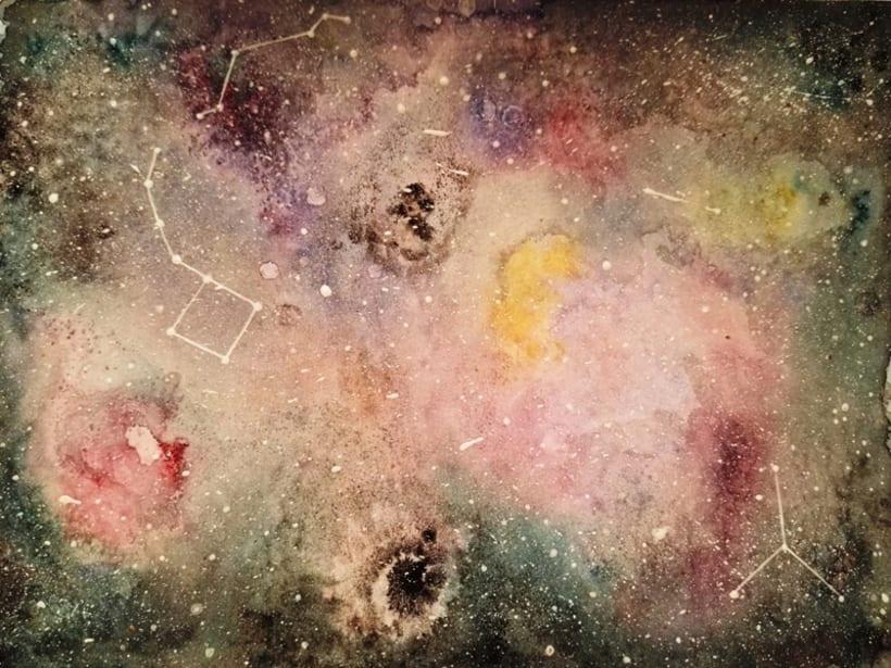Mi Proyecto del curso: Galaxia 0