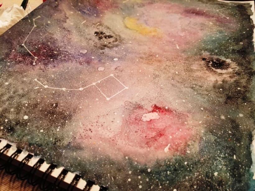 Mi Proyecto del curso: Galaxia 1