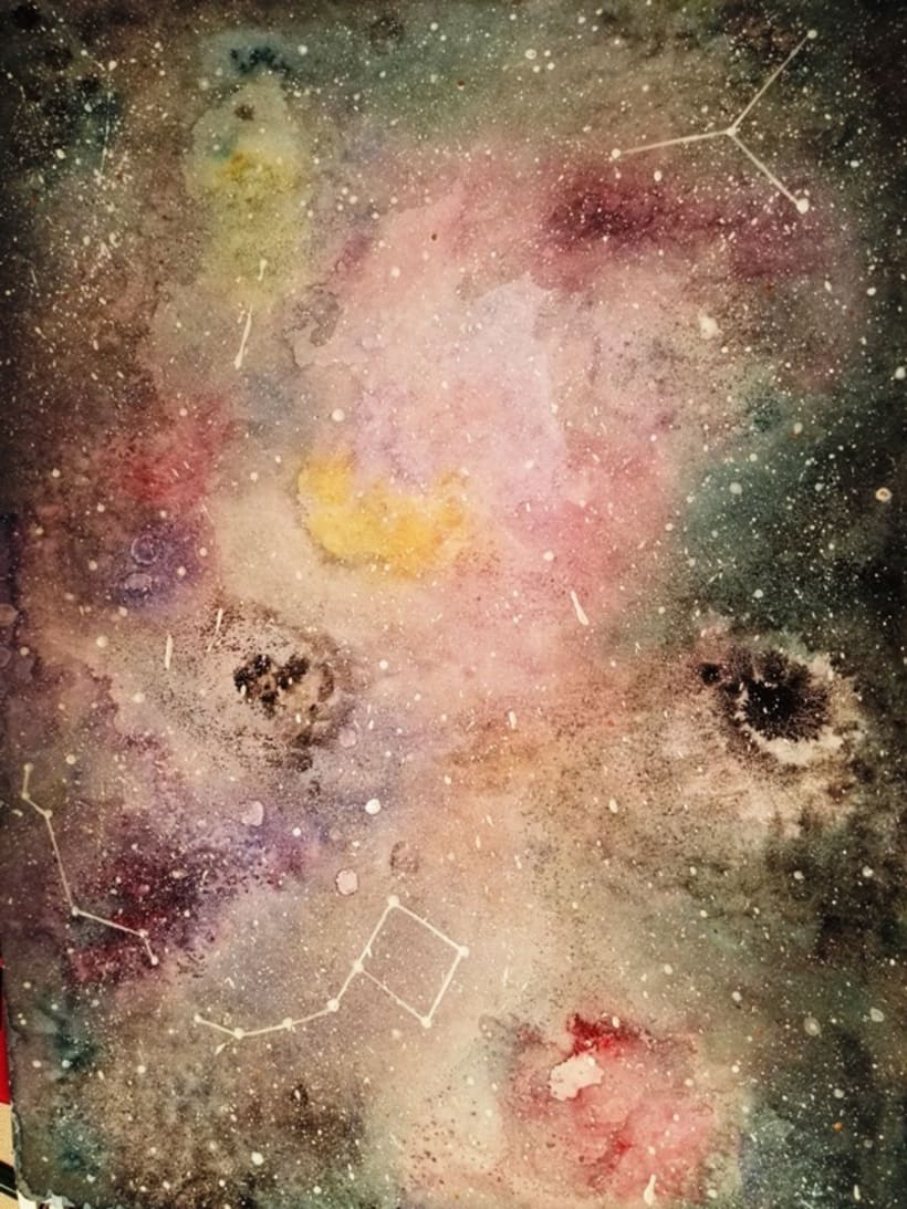 Mi Proyecto del curso: Galaxia 2