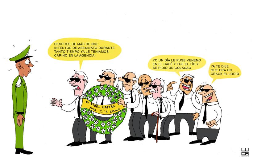 Humor gráfico (político) 1