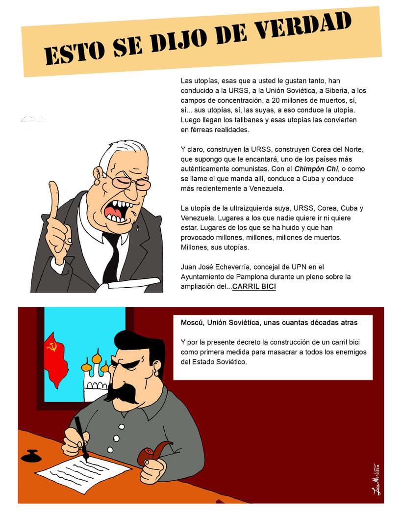 Humor gráfico (político) 4