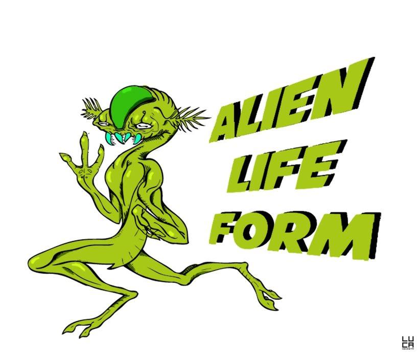 Alien life form -1