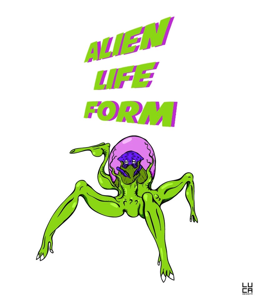 Alien life form 0