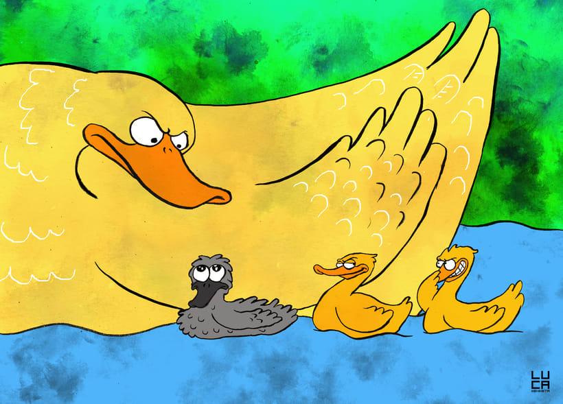 Ilustraciones para cuentos infantiles 2