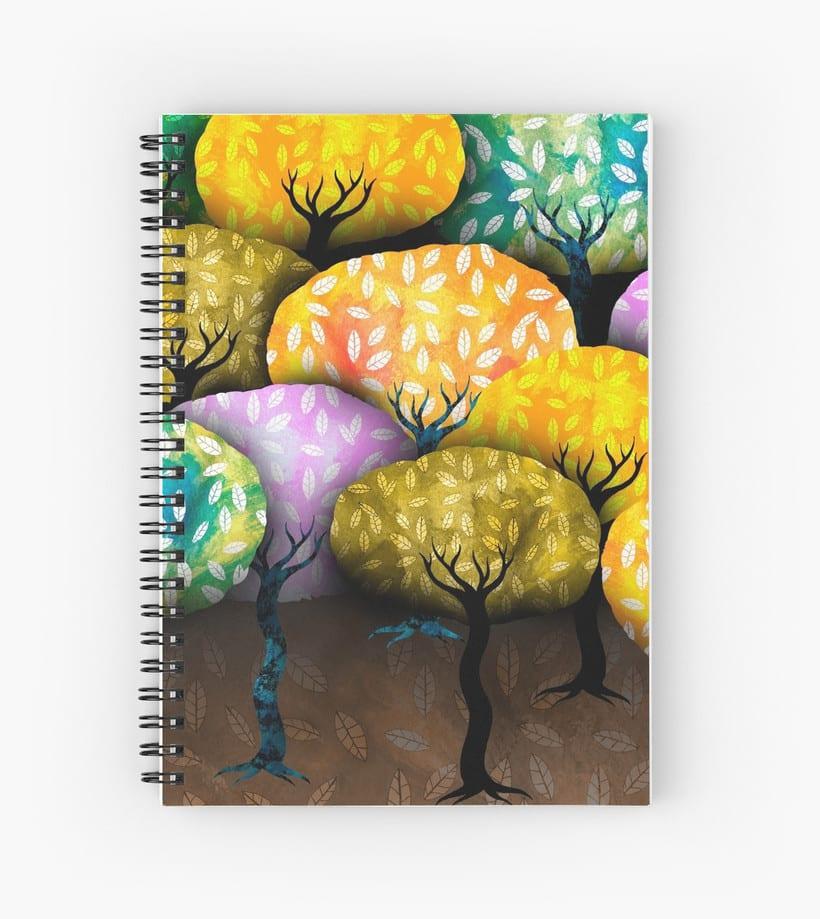 Colección boscosa 3