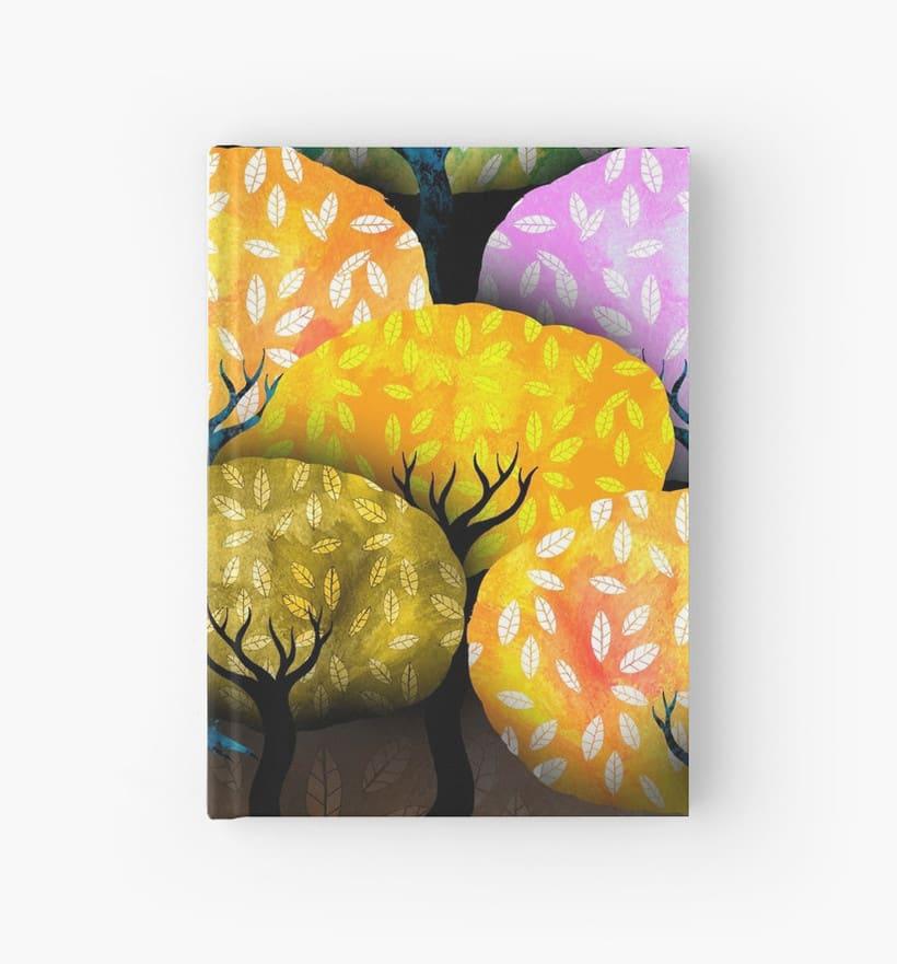 Colección boscosa 7