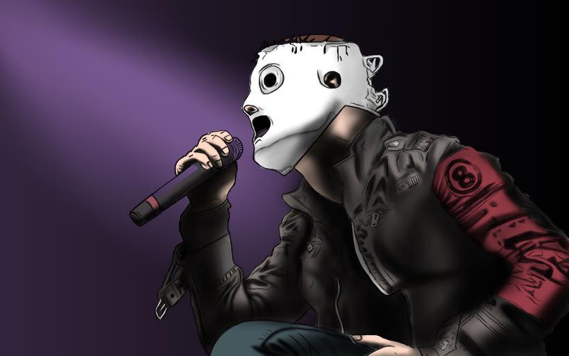 Corey Taylor de Slipknot 5