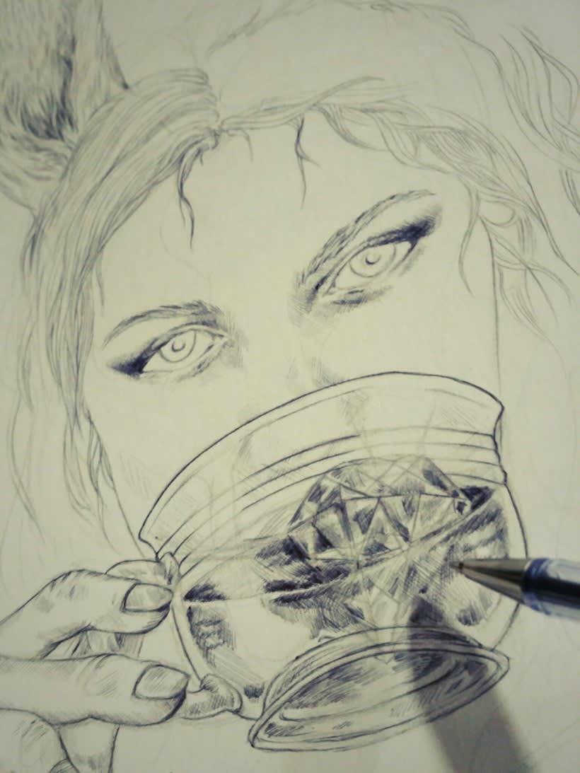 Diamond Tea Ilustración 2