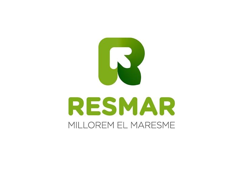 RESMAR: Logotip -1