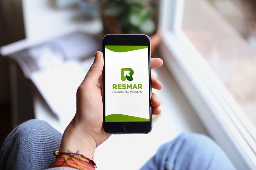 RESMAR: Logotip 0