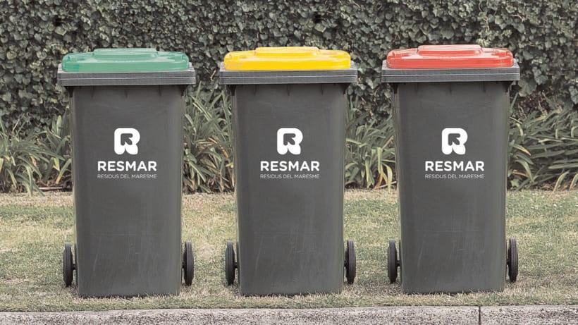 RESMAR: Logotip 1