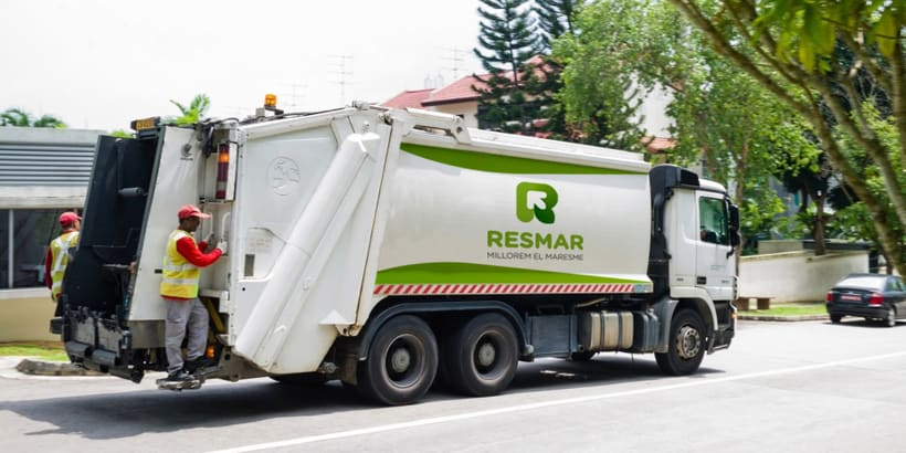 RESMAR: Logotip 2