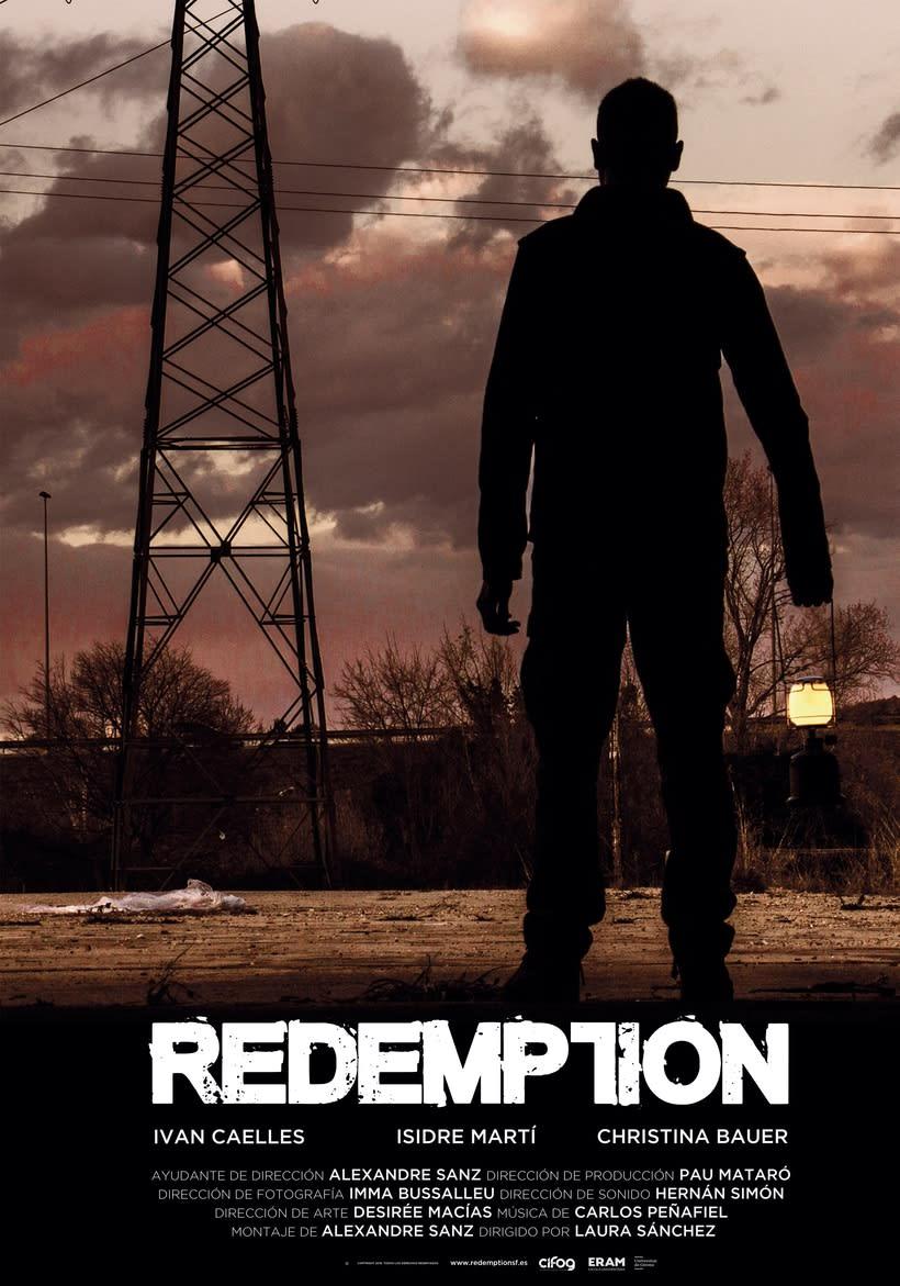 Póster Redemption -1