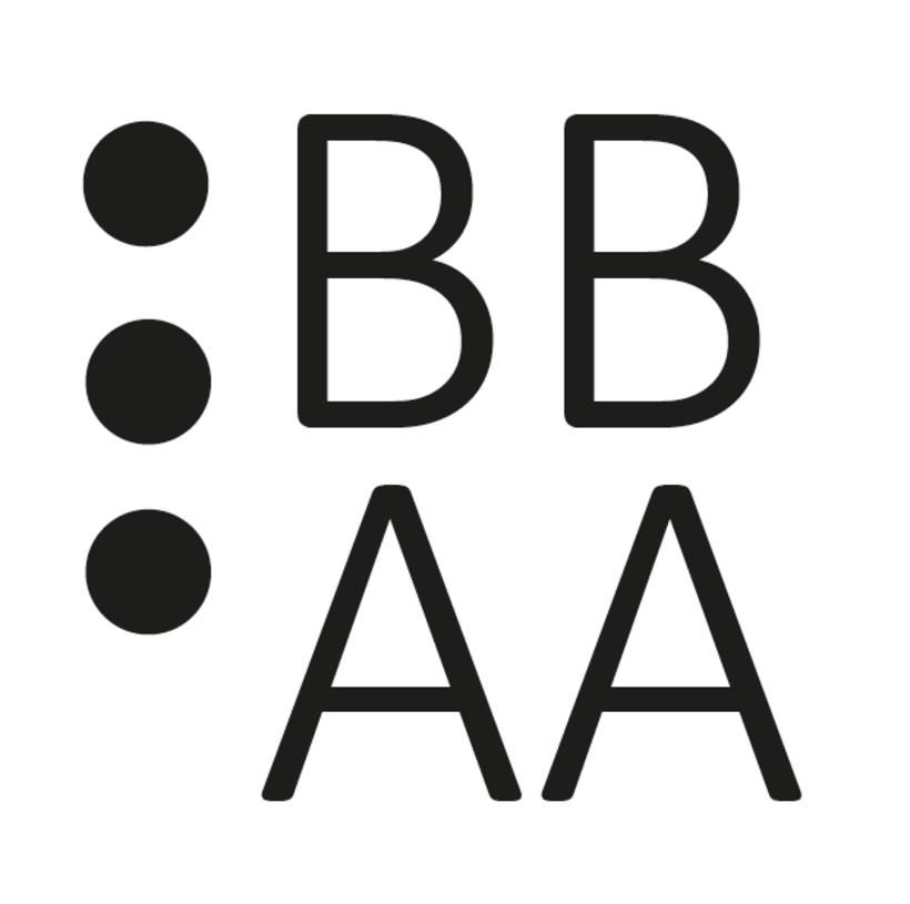 Señalética Facultad de BBAA, ULL 1