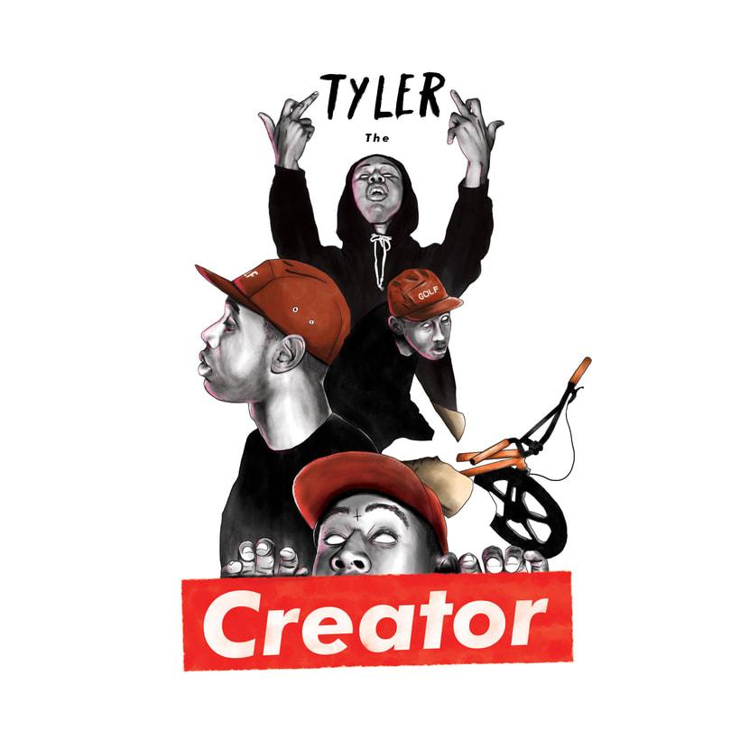 Tyler The Creator -1
