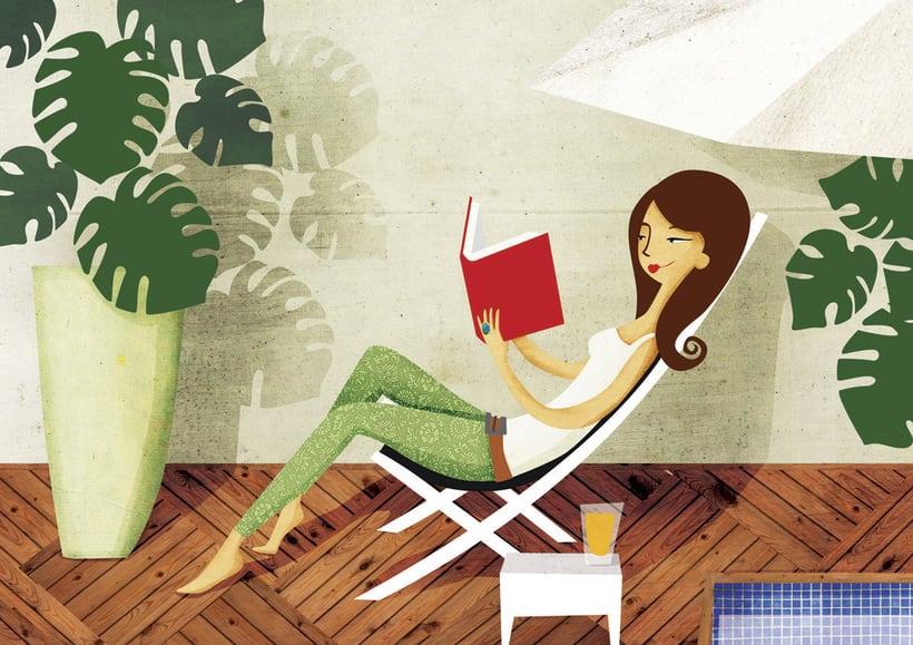 Ilustraciones para publicidad 0