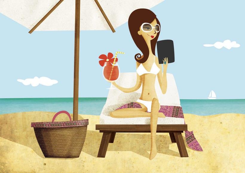 Ilustraciones para publicidad 1