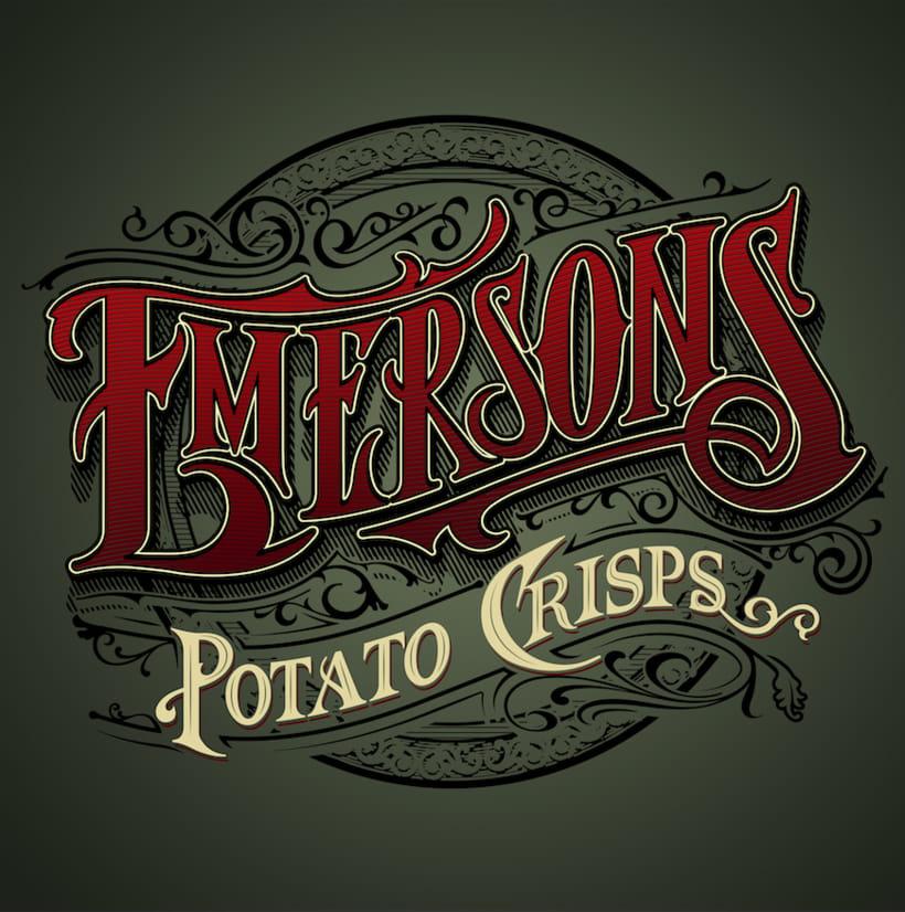 Emmersons Potato Crisps  0