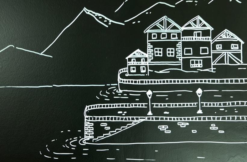 "Mural ""La  Casa del Bacalao"" 7"