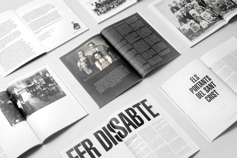 Diseño editorial - Santa Eulália 1
